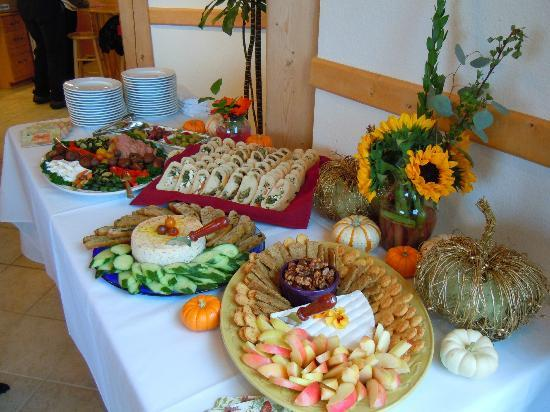Flying Squirrel Bakery Cafe : Appetizers