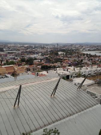 Holiday Inn Queretaro Zona Diamante: Vista desde la habitacion 406