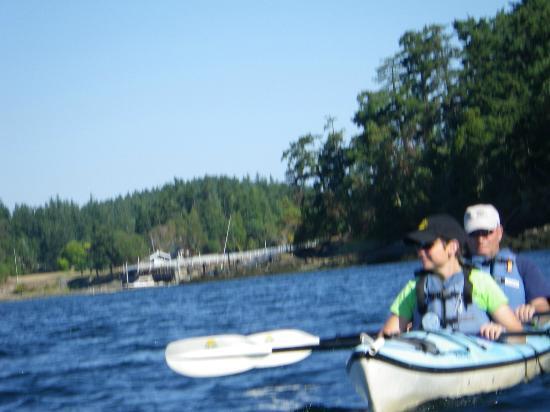 Shearwater Kayak Tours: Great people