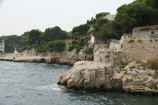 Route des Cretes La Ciotat Cassis