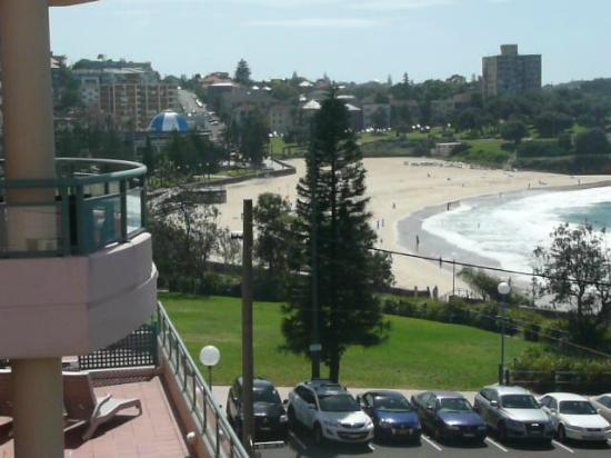 AeA The Coogee View: balcony view