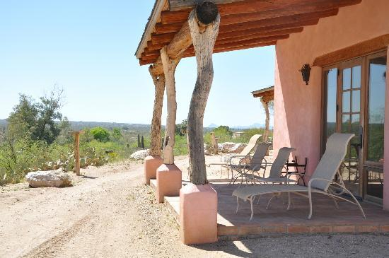 Tanque Verde Ranch: Room with  a view