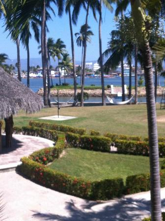 Grand Isla Navidad Resort: View from the room