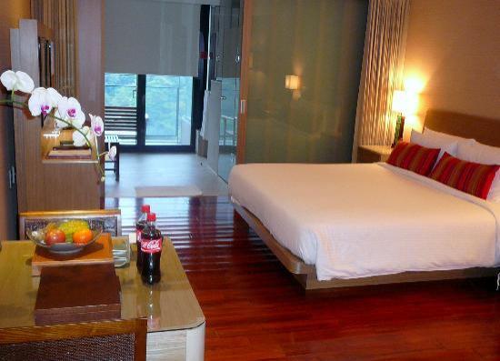 Fleur de Chine Hotel Sun Moon Lake: Room