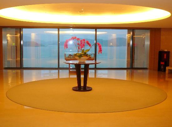 Fleur de Chine Hotel Sun Moon Lake : Foyer on each floor