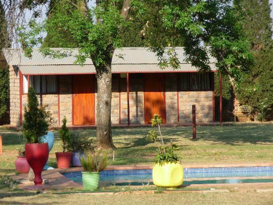 Twana Lodge : Ensuite cottages