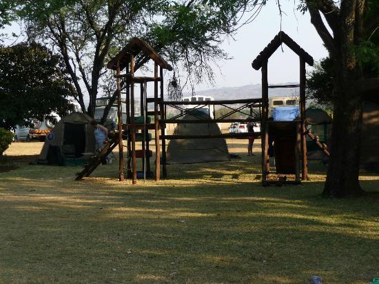 Twana Lodge : Play area