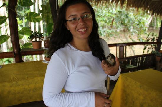 Tariri Amazon Lodge: Macaco
