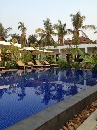 La Niche d'Angkor Boutique Hotel: the pool is fantastic! esp when you're traveling in the hot season