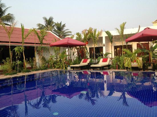 La Niche d'Angkor Boutique Hotel: what you see is what you get! this is what i love about La Niche