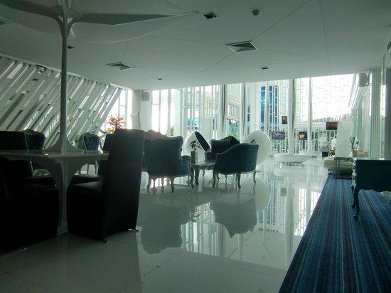 Glacier Hotel : Hotel Lobby