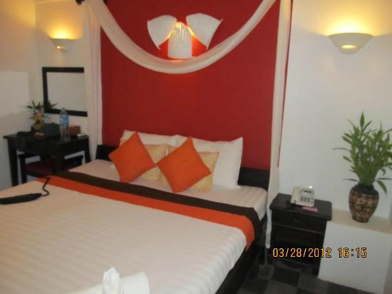 Villa Medamrei: double room