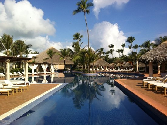 Excellence Punta Cana: Mail pool.