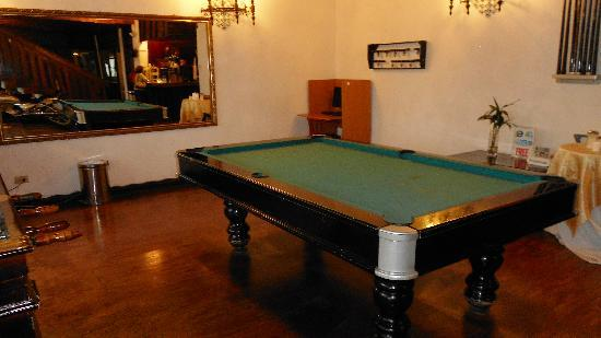 Pool Table Picture Of Hotel El Galpon Riobamba TripAdvisor - El pool table
