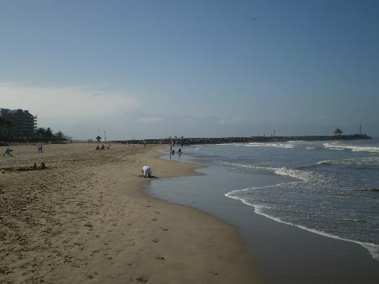 Occidental Grand Nuevo Vallarta: Plage 3