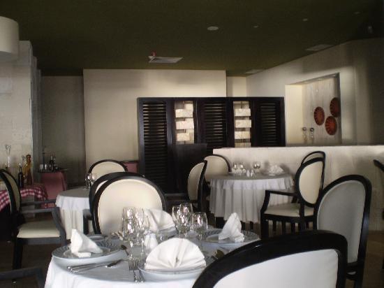 Occidental Grand Nuevo Vallarta: Restaurant Los Olivos