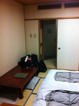 Asakusa Shigetsu: Room 1