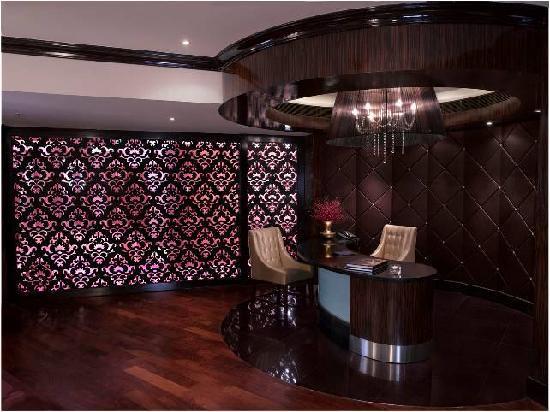 Sofitel Mumbai BKC : Club Millésime Reception