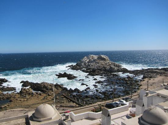 Neruda Mar Suite: view from room