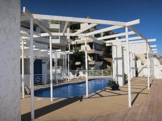 Neruda Mar Suite: Rooftop pool