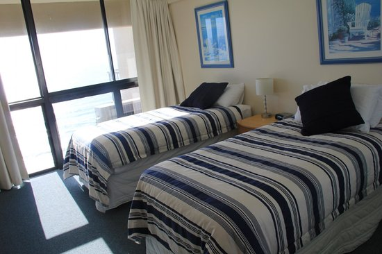 Clubb Coolum Beach: Bedroom 2