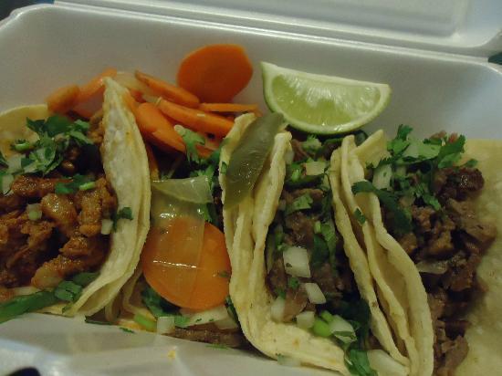 Taqeria El Cazador #1 : Tacos!