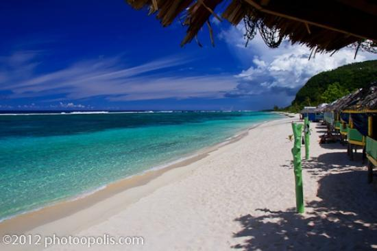 Taufua Beach Fales At
