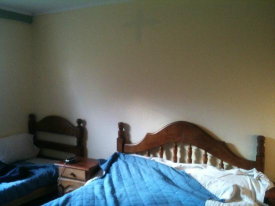 Calafate Hostel: habitacion superior