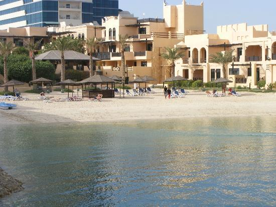 Novotel Bahrain Al Dana Resort Beach View From Room 1145