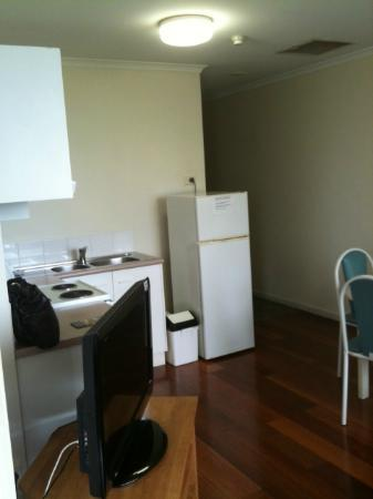Chasely Apartments Brisbane: Kitchen