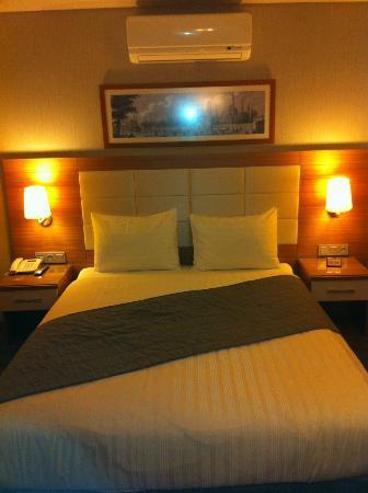 Hotel Istanbul Trend : habitación doble