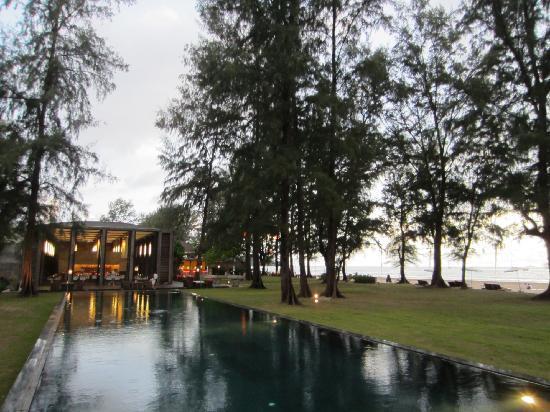 Costa Lanta: sexy pool