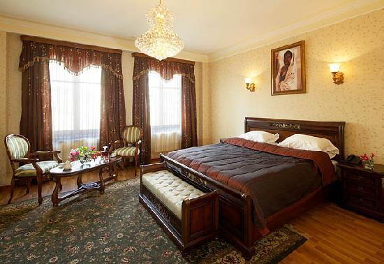 Hotel Gentalion Moscow: Deluxe Room