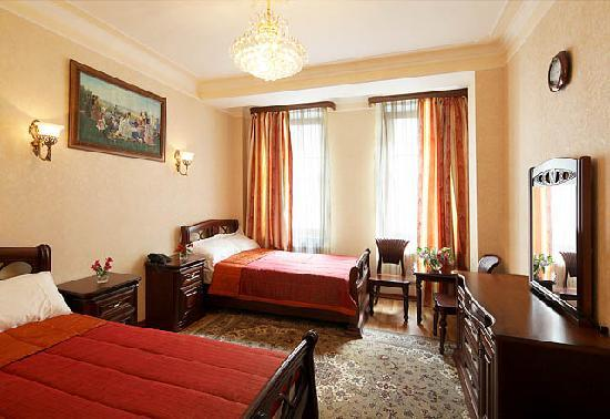 Hotel Gentalion Moscow: Business Room