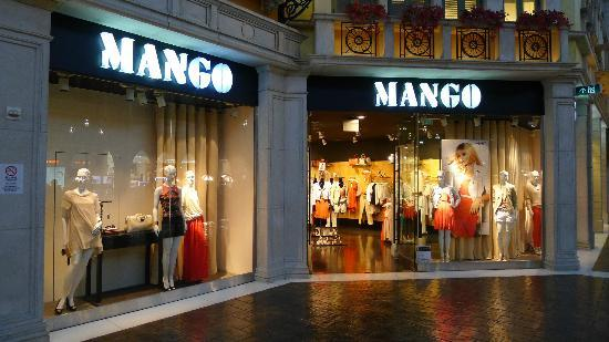 Pusat Perbelanjaan The Grand Canal: The Grand Canal Shoppes(8)