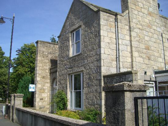 Glenburn Guesthouse B&B : front of house