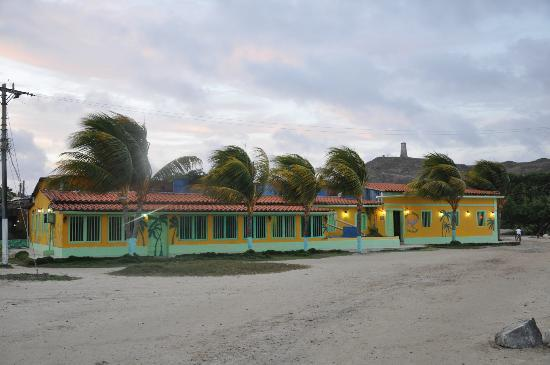 Posada Galapagos: ESTERNO POSADA