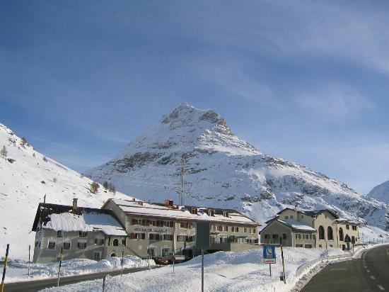 Gasthaus & Hotel Berninahaus: Der Skitag kann starten