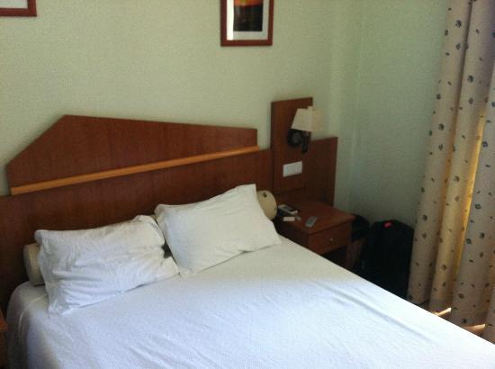 Pensao Praca da Figueira: il letto