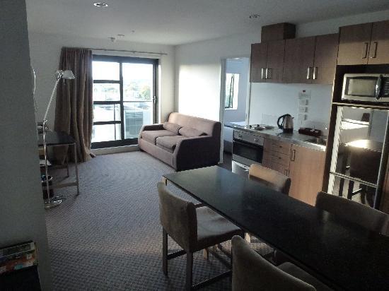Waldorf St. Martins Apartment Hotel: St Martins Waldorf Apartment Hotel  (Auckland, New