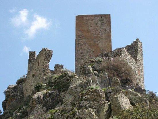 Burgos, Ιταλία: Castello del Goceano