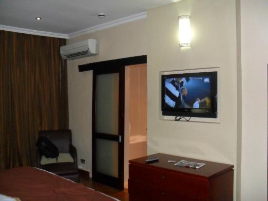 Protea Hotel Victoria Island: Functional room