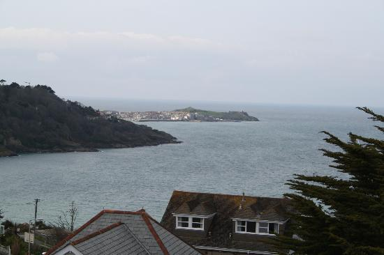 View Of St Ives From Porthminster Room Picture Of Headland House
