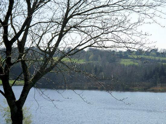 Dungimmon House: one of the many beautiful lakes