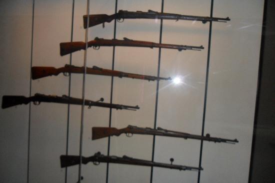 National World War I Museum and Memorial : Rifles