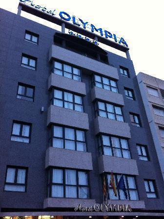 Hotel Olympia: Main