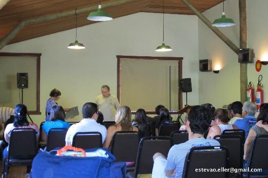 Serra do Cipo, MG: Centro de Convenções