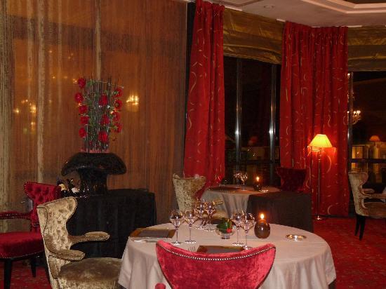 Pavillon Petrus : restaurant Pavillon Pétrus