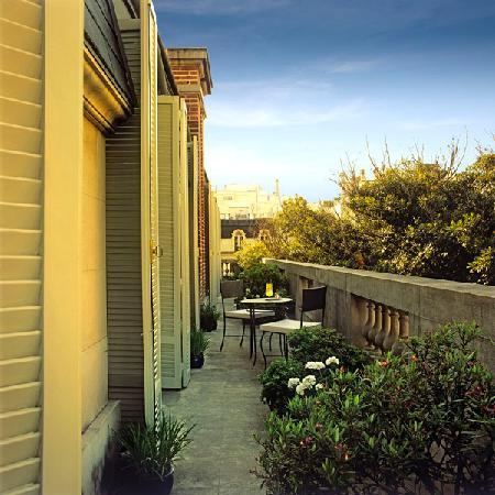 Palacio Duhau - Park Hyatt Buenos Aires: Suite Duhau / Terrace