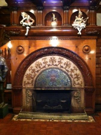Edgar's Restaurant at Belhurst Castle: Foyer